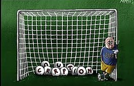 LA FIFA ESTÁ FOFA Y NO ES MOFA.