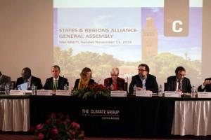 BRUSELAS AVANZA EN EL RECONOCIMIENTO REGIONAL COMO AGENTE CONTRA EL CAMBIO CLIMÁTICO