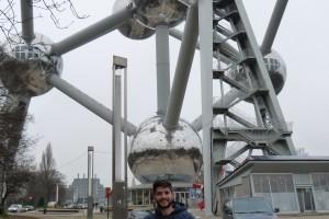 ALDE YOUNG  VISITORS: SAVIA NUEVA EN BRUSELAS.