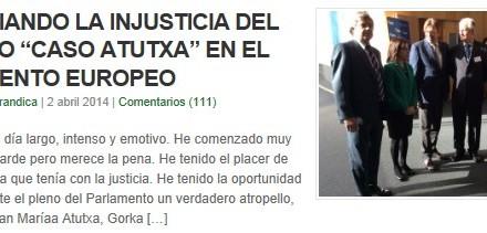 SE HA HECHO JUSTICIA