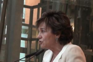 Josune Ariztondo explica a ALDE la experiencia Guggenheim