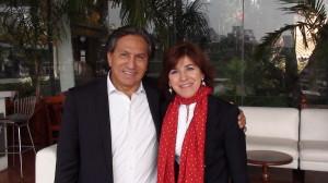 Alejandro Toledo expresidente del Perú