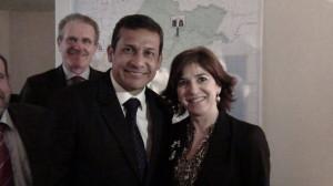 Entrevista con ollanta Humala, próximo presidente del Perú