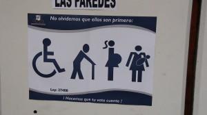 Publicidad en favor de las y los electores con discapacidad