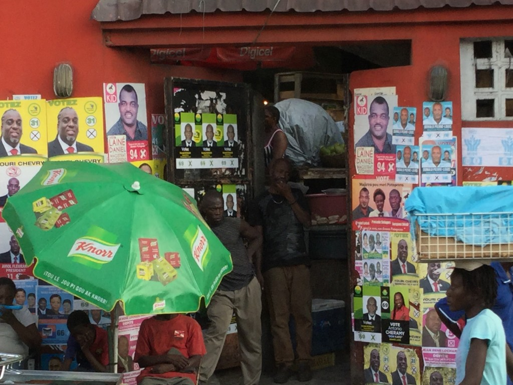 POR UNA SEGUNDA VUELTA EN LAS ELECCIONES EN HAITI