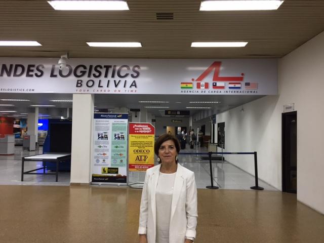 Llegando a Bolivia